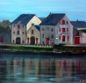 A study of listed buildings on the Ramelton Quayside, Co. Donegal